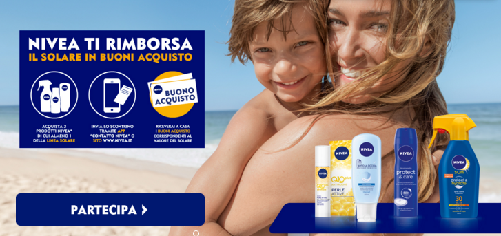 Nivea Concorso Estate