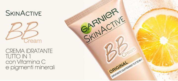 Garnier BB Cream Campione omaggio gratis